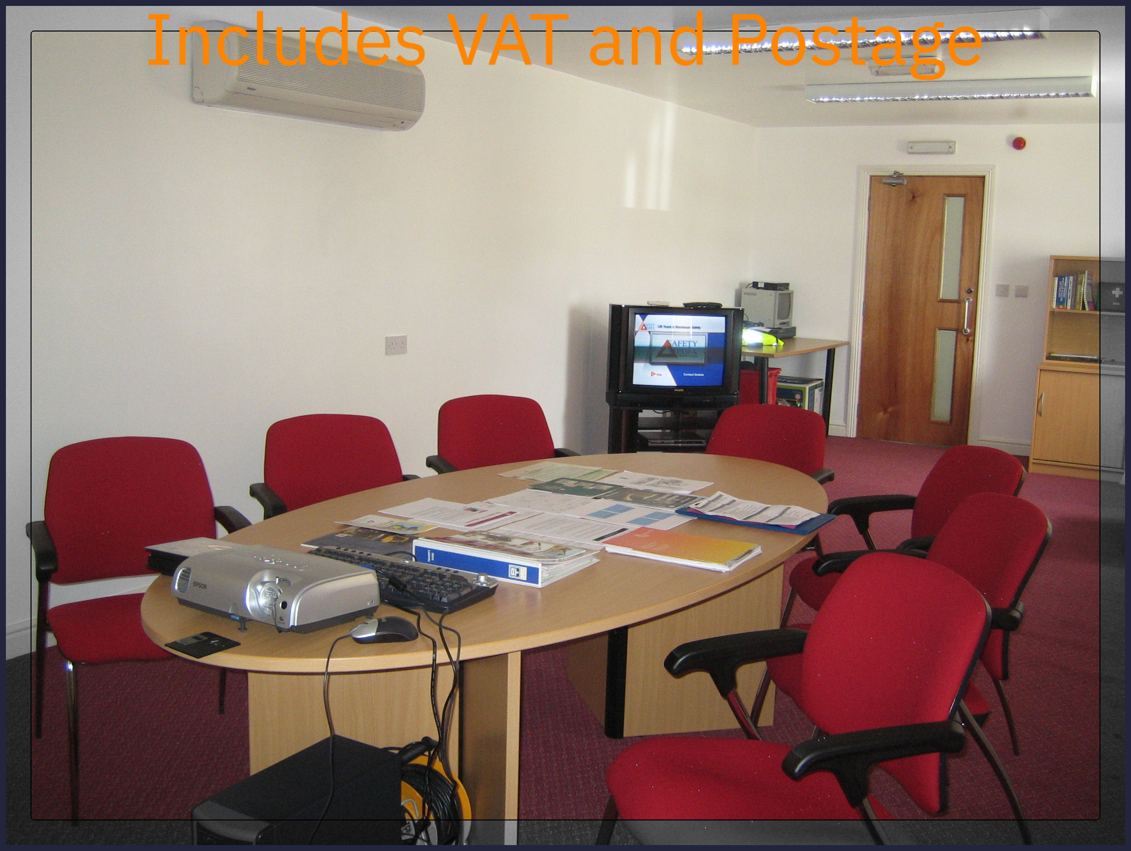 Training Room Digital Tachograph Training