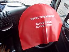 Vehicle Off Road Safety Device