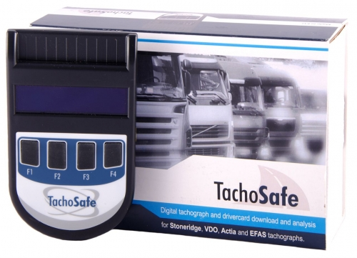 Digital Tachograph Software Driver Card Vehicle Unit Reader VU Download Device